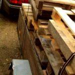 Ordentlich Holz vor der Hütte!