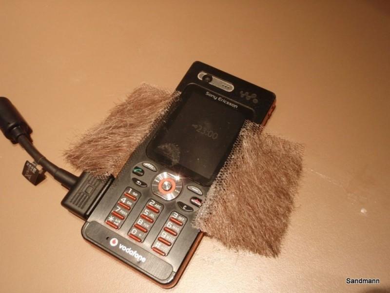 Retro Handy aus den 70ern