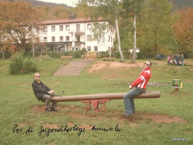 Jugendherberge Annweiler 2008