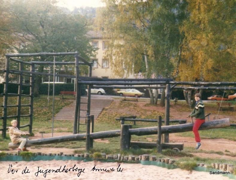 Jugendherberge Annweiler 1978