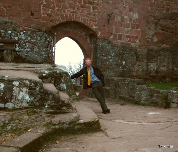 Herr Tanz in der Madenburg 2008