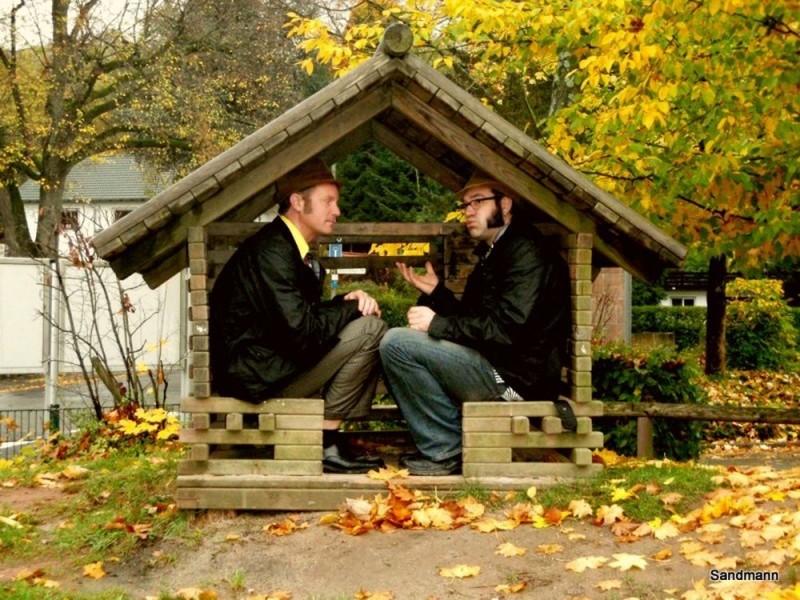 Ein Raum im Herzen und in der kleinsten Hütte