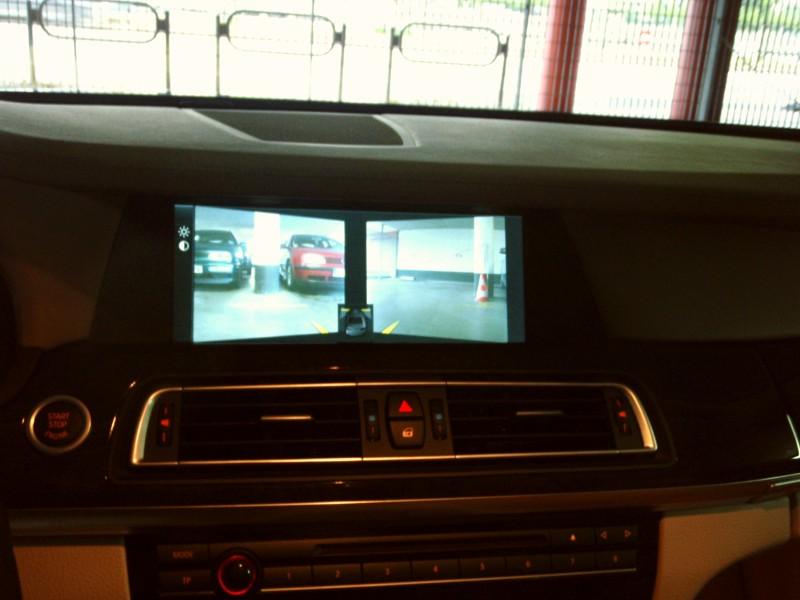 Parkhaus-TV. Hochinteressant