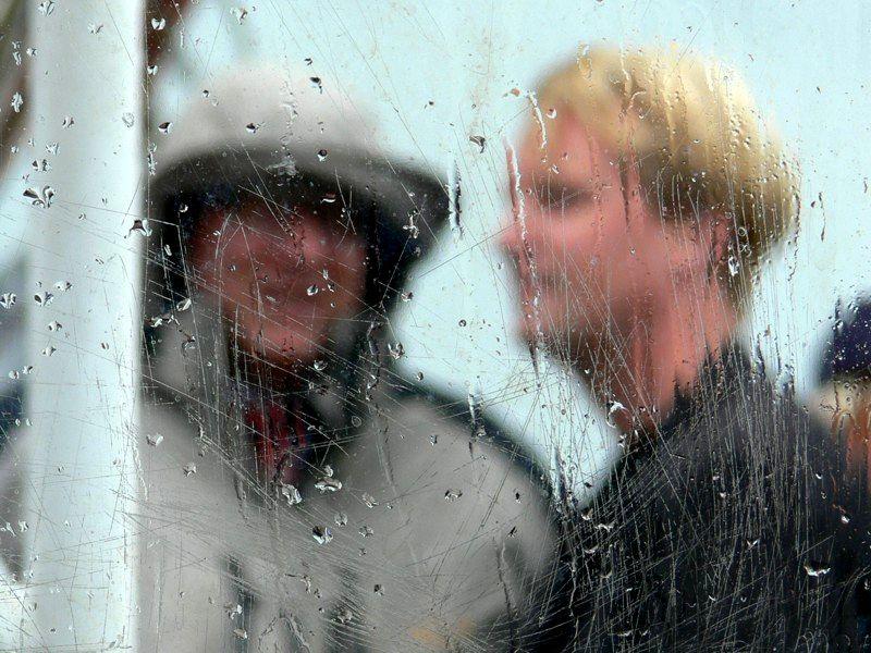 Regen bringt Segen