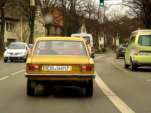 Unterwegs in Dortmund