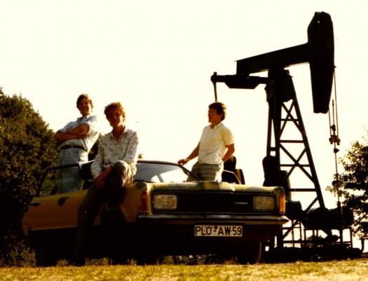 Wie bei Dallas die Ölpumpen
