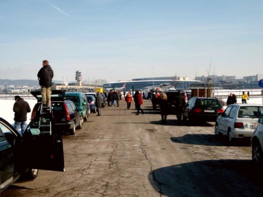 Flugzeugtourismus in Kloten