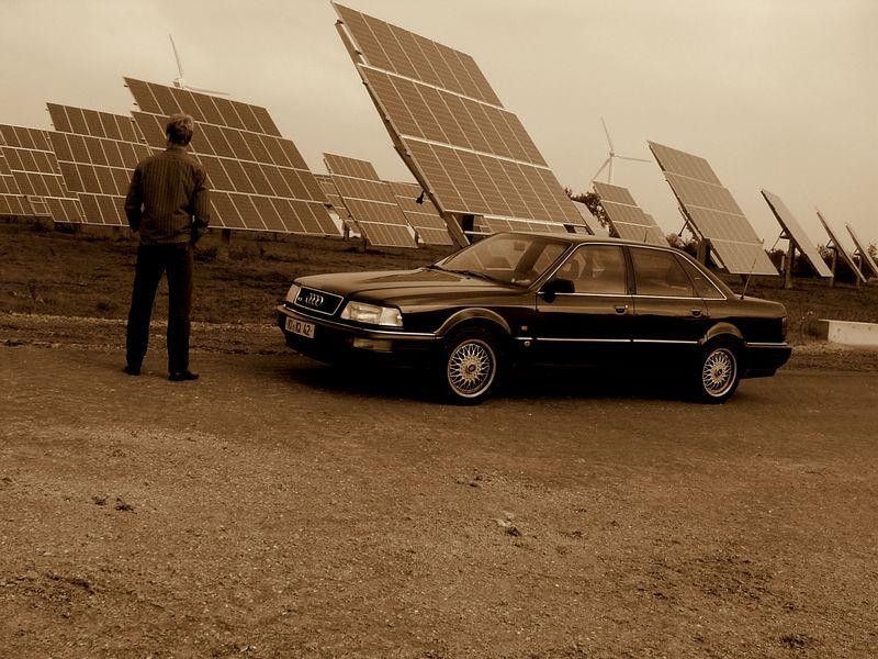 Sandmann und die Megawatts