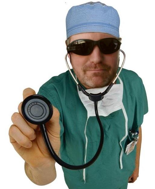 Doktor Sandmann wird es richten