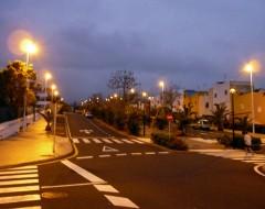 Puerto del la Cruz am Abend
