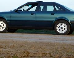 Audi 80 mit den ''neuen'' Speedlines