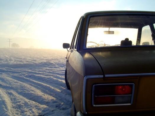 Der Kasi als Ersatzauto
