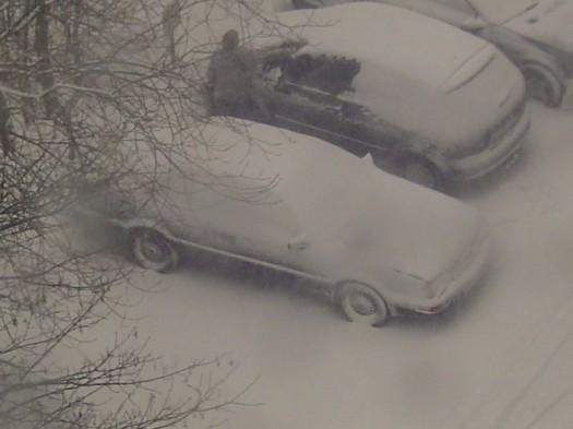 Der Schnee kommt 03