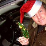 Weihnachten im dicken Schlitten