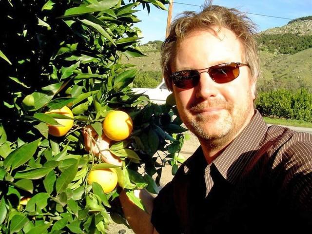 Zellulitis auf Obst