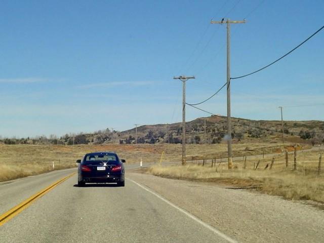 Wieder zurück auf dem Highway