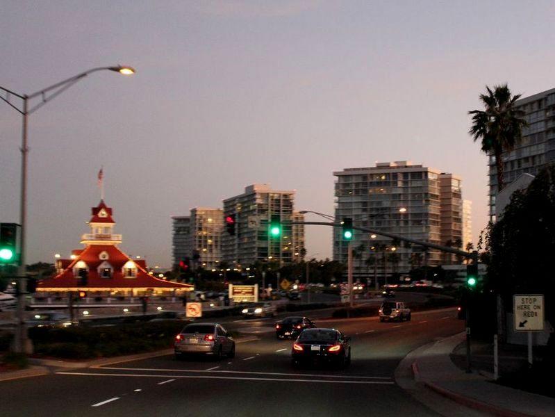 Gute Nacht, San Diego