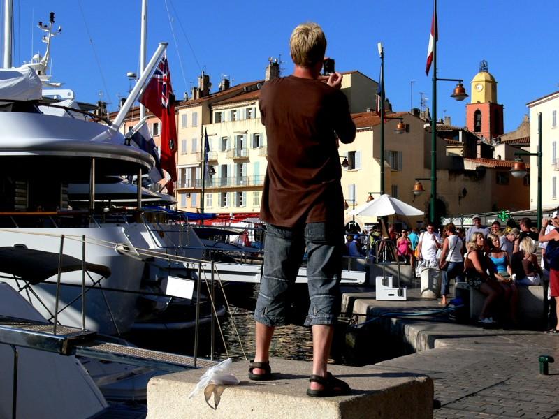 Ohne den Gendarm von St. Tropez