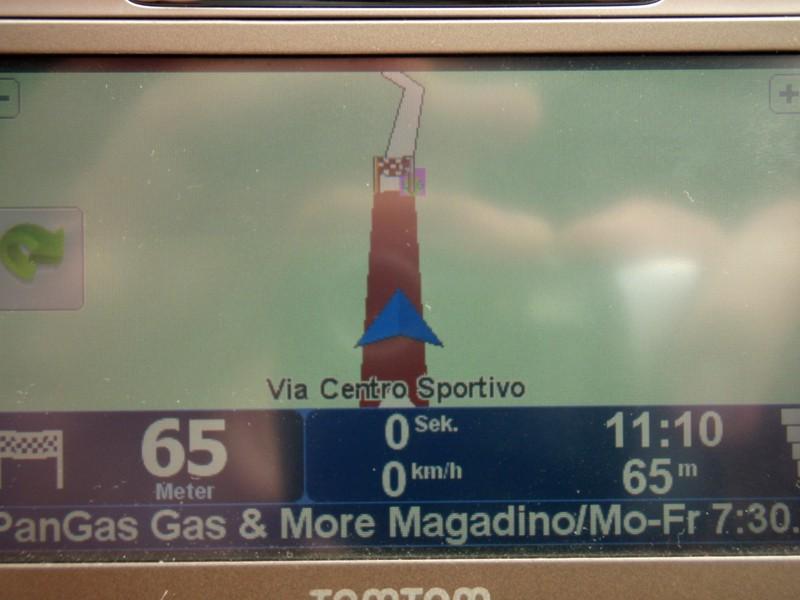 Gas-los verschollen im Heidiland