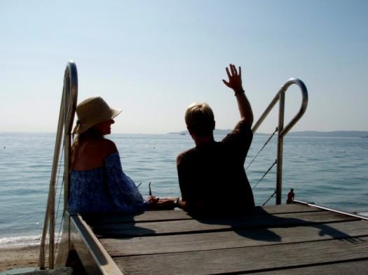 Lebe wohl, Mittelmeer und so