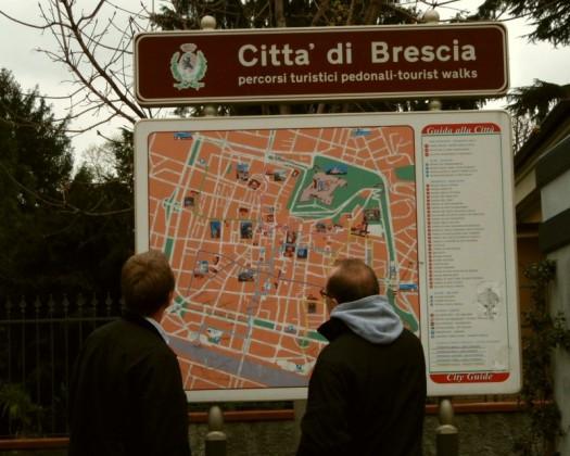 Brescia - Start