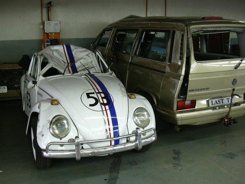 Herbie geht in den Ruhestand