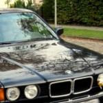 Schiffsverkehr Teil 2: BMW 730i (E32)