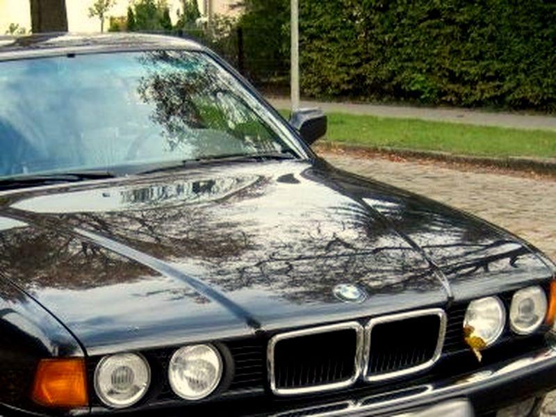 Schiffsverkehr Teil 2 BMW 730i E32