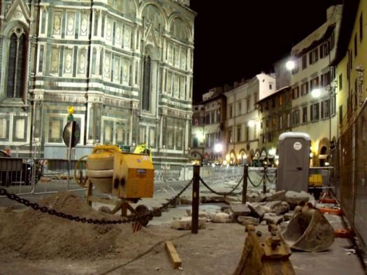 Semiöffentliche Toiletten in Florenz