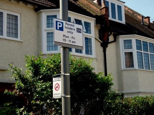 Geschickte Parkverbote