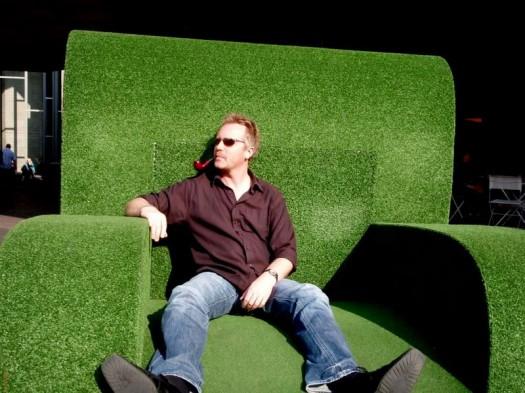 Ein Sessel für den Herren