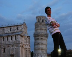 Pisa ;)
