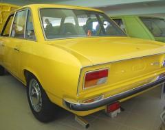 Zweiter Eindruck: VW K70