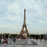Paris – pour la premiere fois!