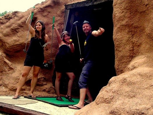 Born to play Golf