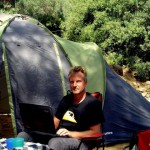 Kurz notiert: Ich und Camping