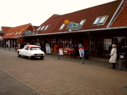 Nostalgie in Henne Strand