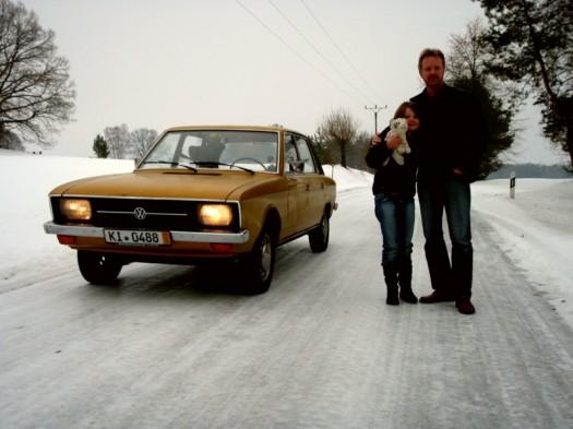 Eigentlich kein Winterauto