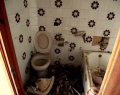 Geschmackvolle Badezimmer