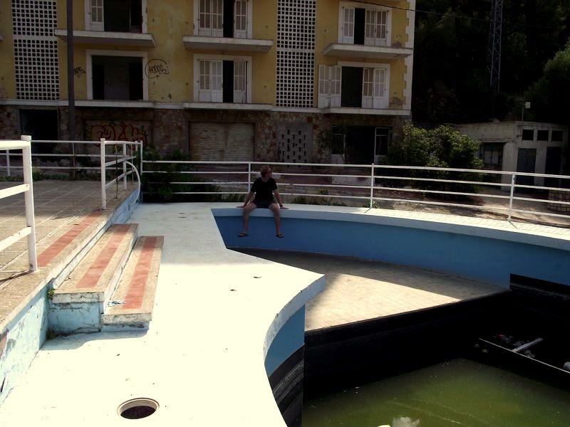 Pool- und Spabereich