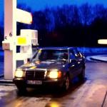 Des Daimlers letzte Fahrt