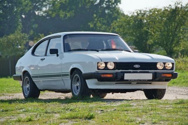 Der kleine europäische Mustang