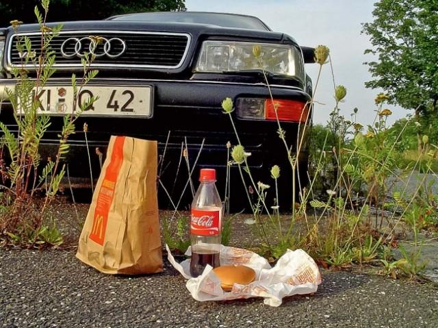 30 Jahre später, immer noch Audi