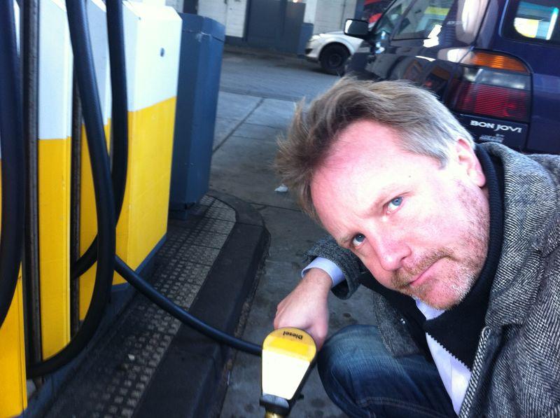 Tanke schön Diesel