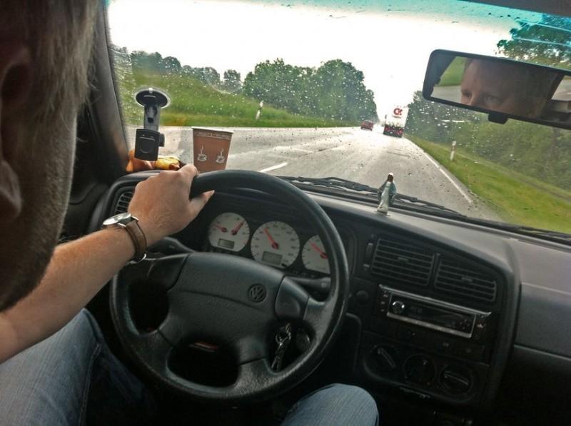 Pendula Alltagis – der norddeutsche Autobahnvogel