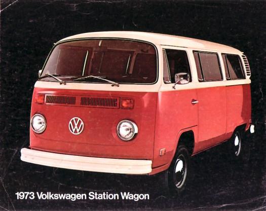1973 Station Wagon, USA