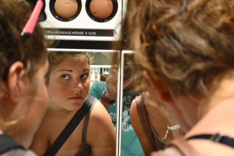 kann man sich noch brauner schminken?