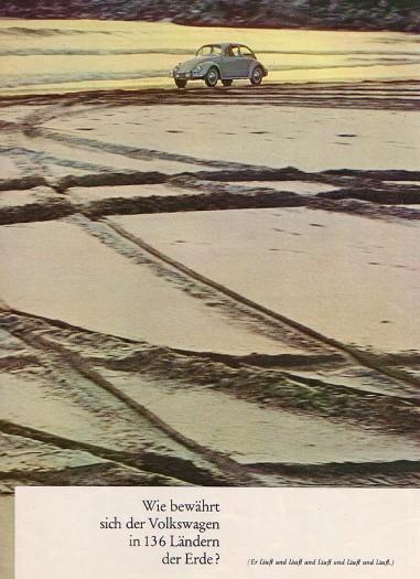 Käferspuren im Sand 1965