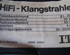 Klangstrahler.... herrlich!