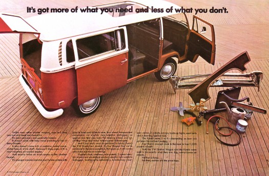 Lustige Idee, USA, 1971